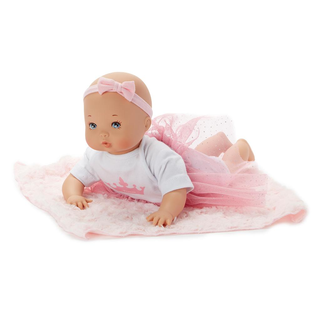 "Madame Alexander Sweet Baby Nursery Little Love Princess & Blanket - Lavender Scented (12"")"