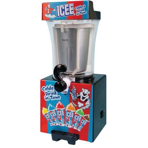Iscream Icee Machine
