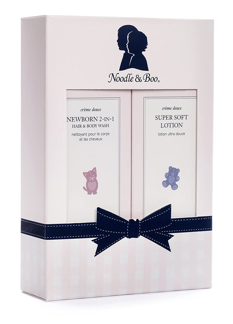 Noodle & Boo Newborn Gift Set