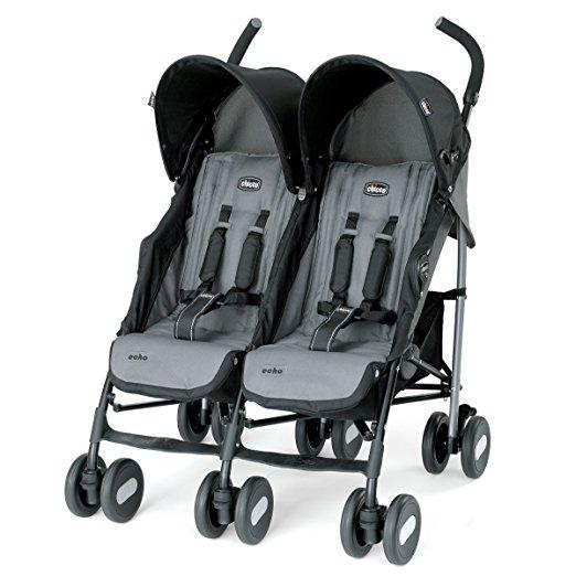 Chicco Echo Twin Stroller