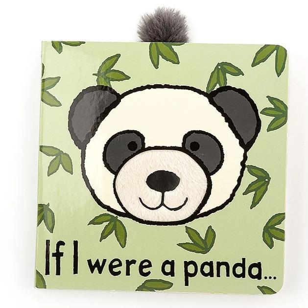 Jellycat If I Were a Panda Book