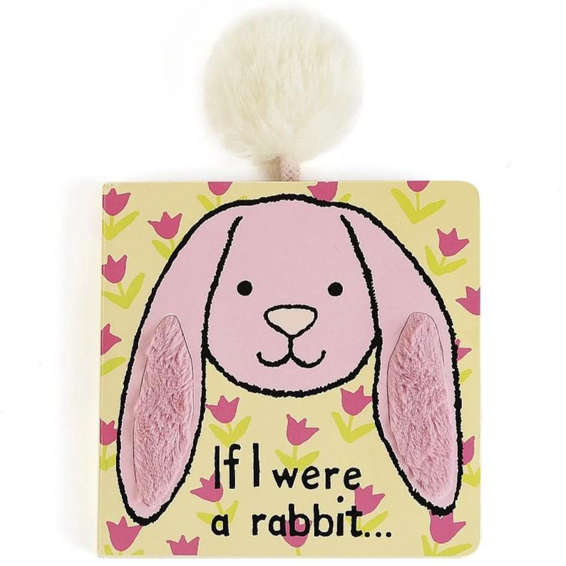 Jellycat If I Were a Rabbit Book (Tulip)