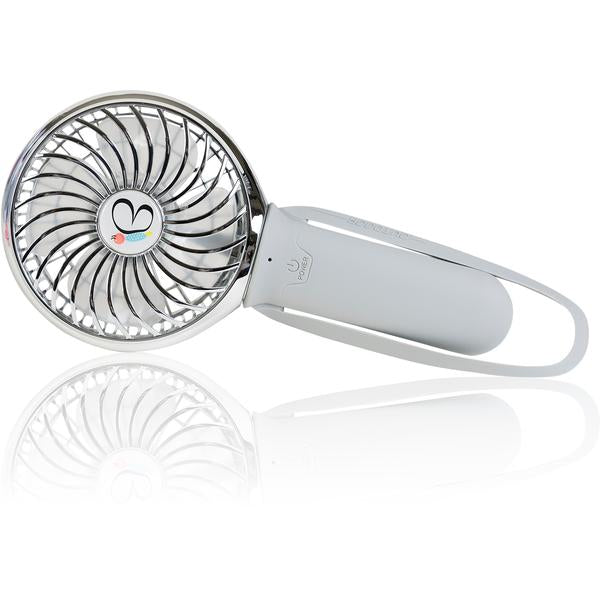 3 Speed USB Rechargeable TURBO Fan