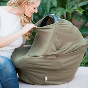 Covered Goods 4-in-1 Nursing Cover Army