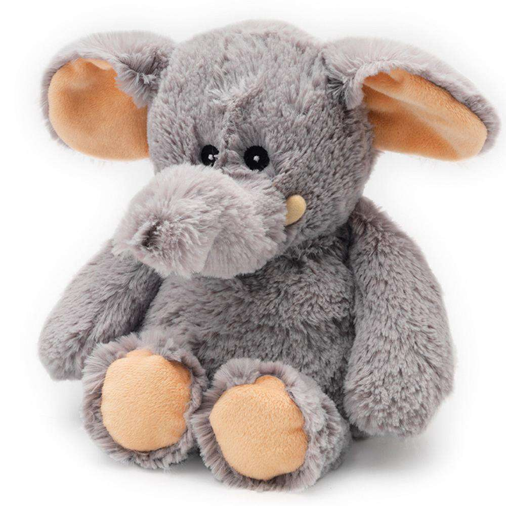 "Warmies Gray Elephant (13"")"