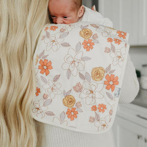 Copper Pearl Premium Burp Cloths - Ferra
