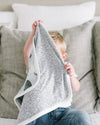 Copper Pearl Three-Layer Security Blanket Set - Lunar