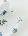 Little Unicorn Cotton Swaddle - Prickle Pots
