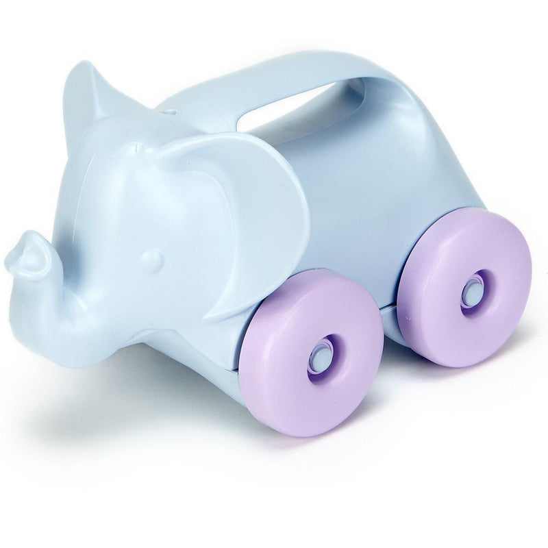 Green Toys Animals-On-Wheels Elephant