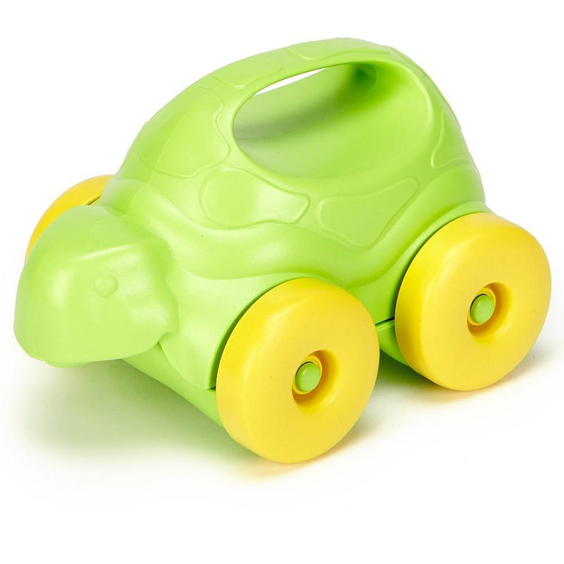 Green Toys Animals-On-Wheels Turtle