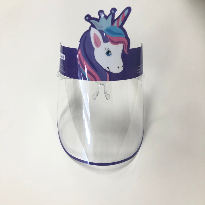 Unicorn Face Shield