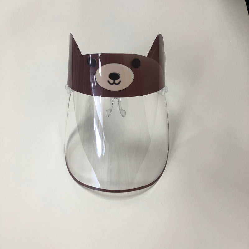 Bear Face Shield