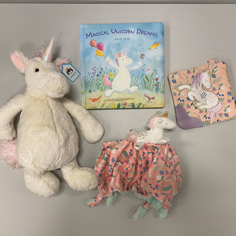 Magical Unicorn Gift Set