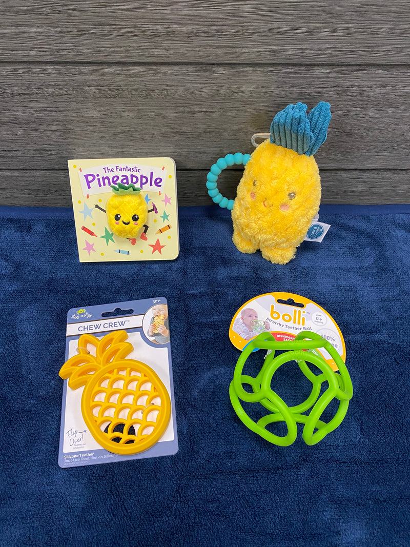 Pineapple Play Gift Set