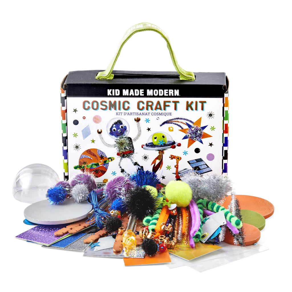 Kid Made Modern Cosmic Craft Kit