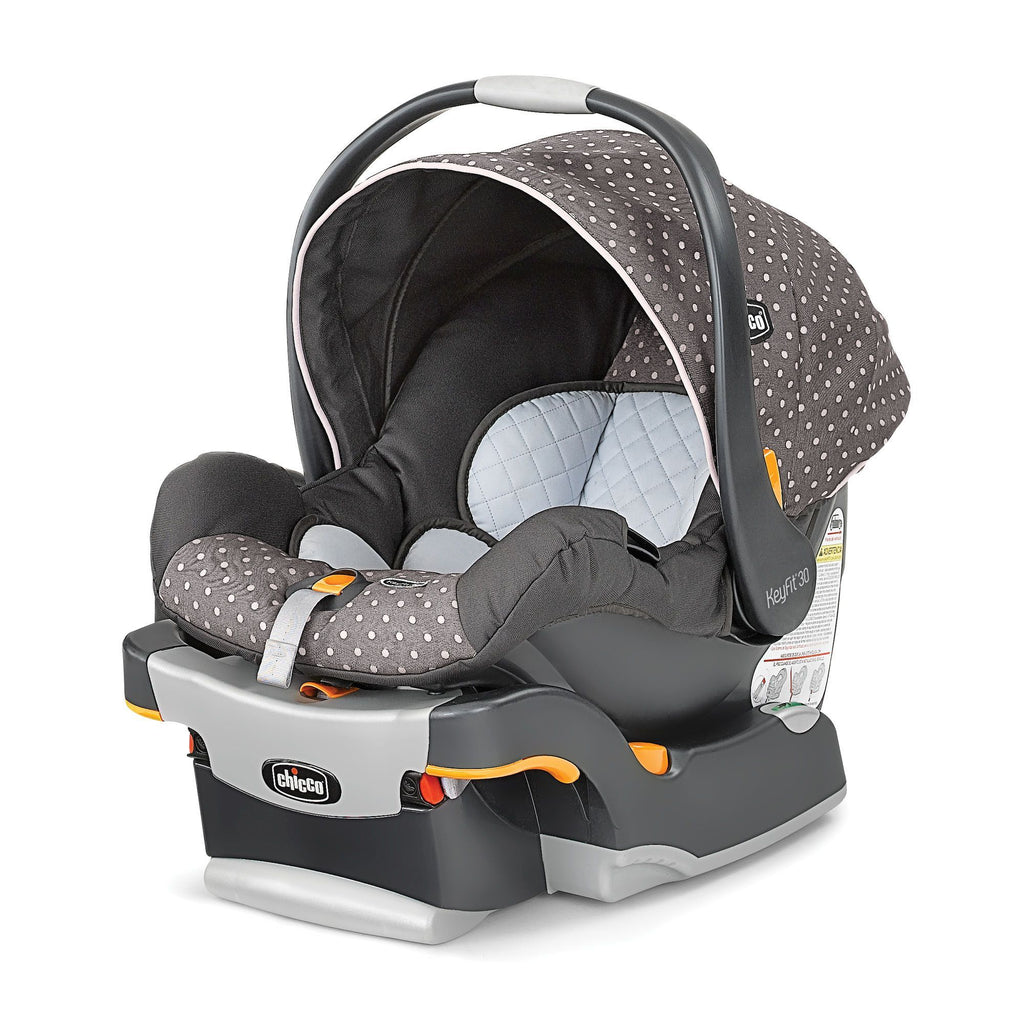 Chicco KeyFit 30 Infant Car Seat + Base - Lilla