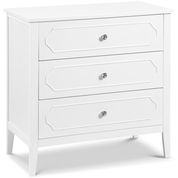 DaVinci Poppy Regency 3-Drawer Dresser