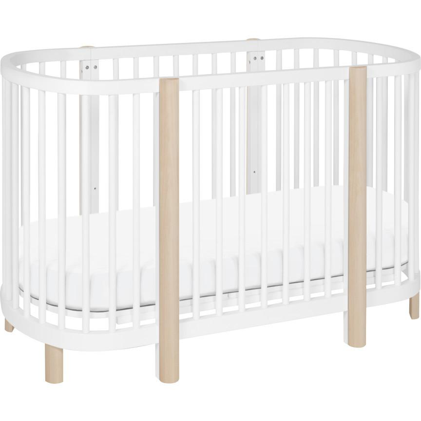 Babyletto Hula Convertible Oval Bassinet & Crib