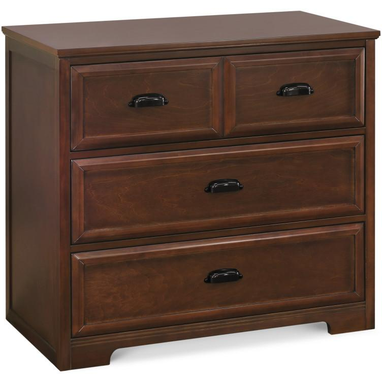 DaVinci Charlie Homestead 3-Drawer Dresser