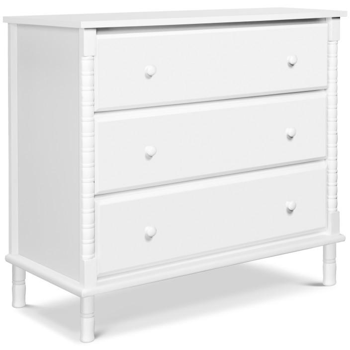 DaVinci Jenny Lind Spindle 3-Drawer Dresser