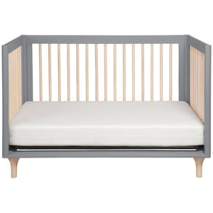 Babyletto Lolly 3-in-1 Convertible Crib with Toddler Bed Conversion Kit