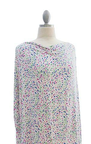 Covered Goods 4-in-1 Nursing Cover Mosaic
