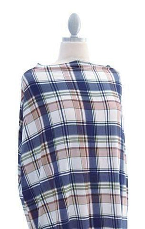 Covered Goods 4-in-1 Nursing Cover Plaid