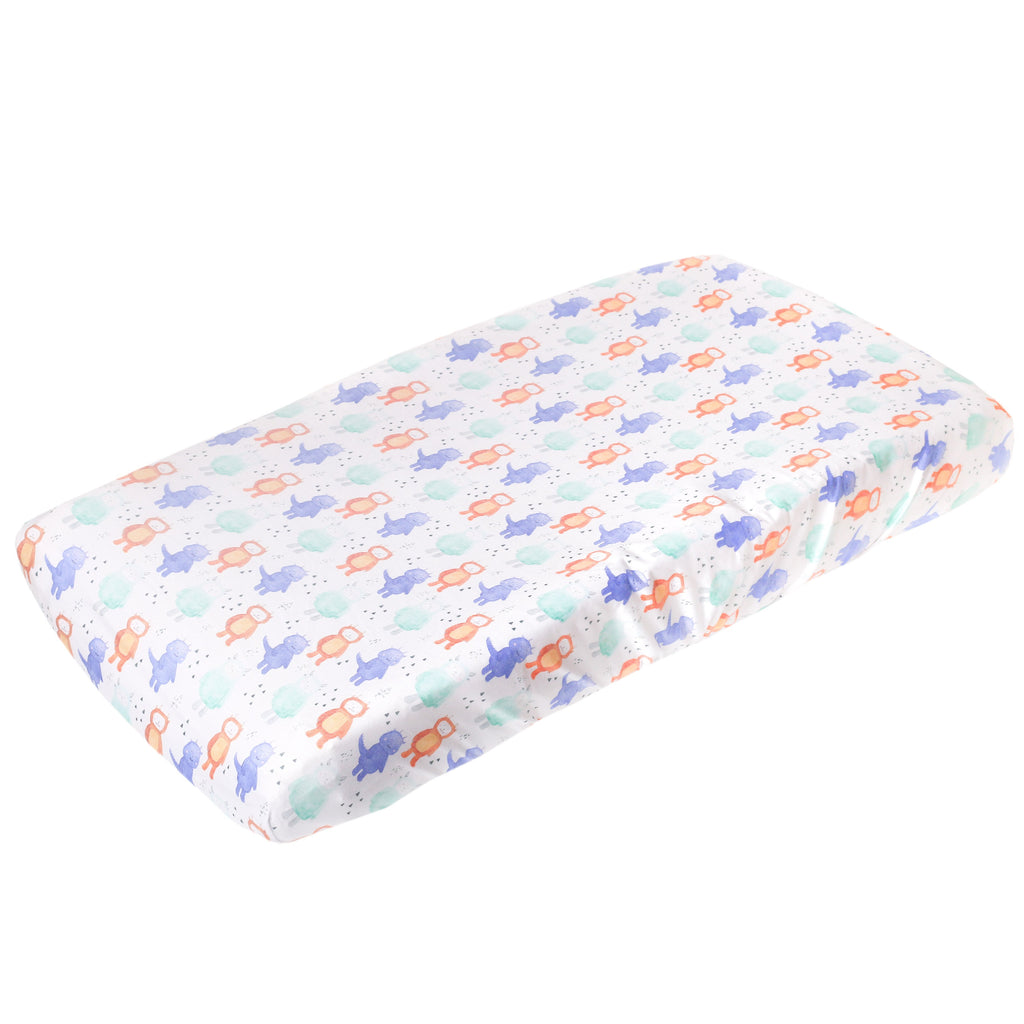 Copper Pearl Premium Knit Diaper Changing Pad Cover | Max
