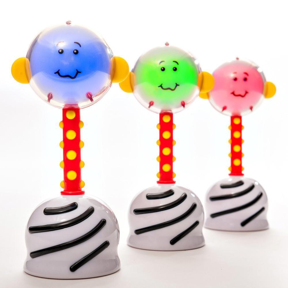 SmartNoggin NogginStik Light-Up Rattle