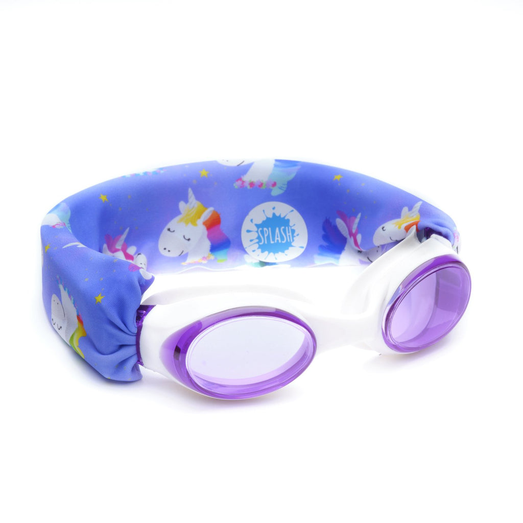 Splash Swim Goggles Rainbow Unicorn Swim Goggles