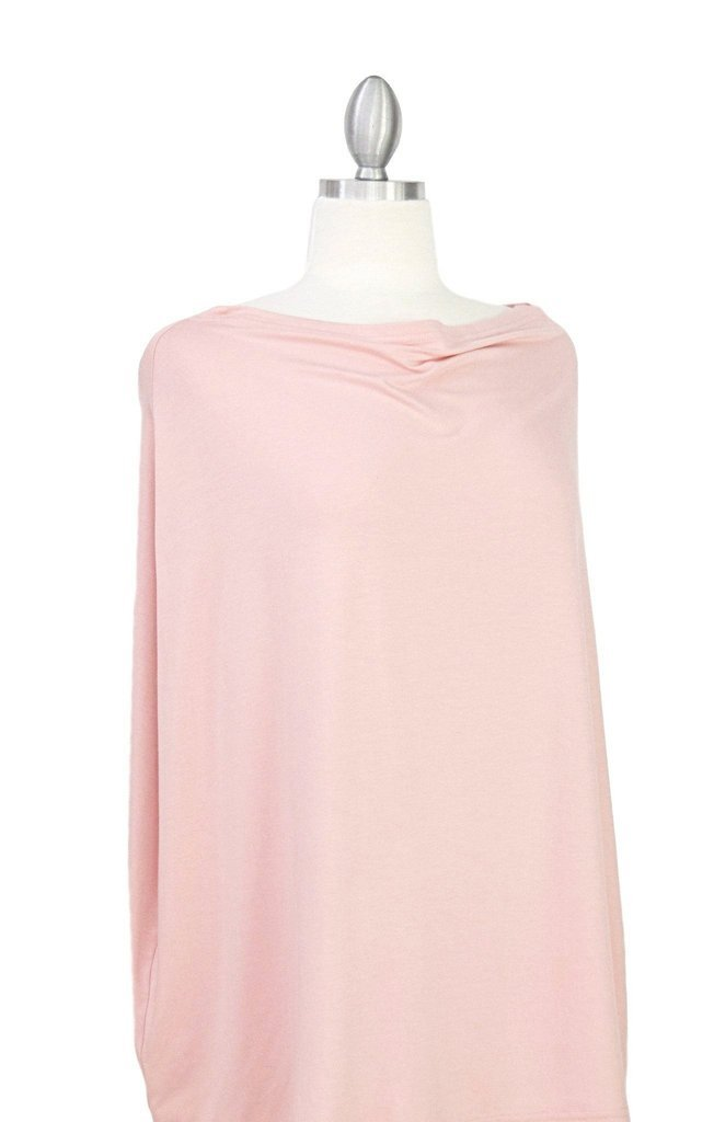 Covered Goods 4-in-1 Nursing Cover Rose Quartz