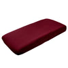 Copper Pearl Premium Diaper Changing Pad Cover - Ruby