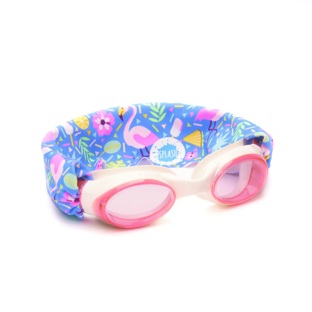 Splash Swim Goggles Flamingo Pop Swim Goggles