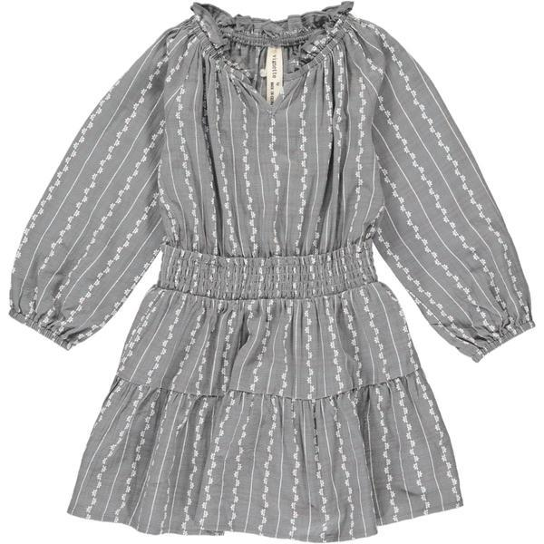 VIgnette Willow Dress | Charcoal