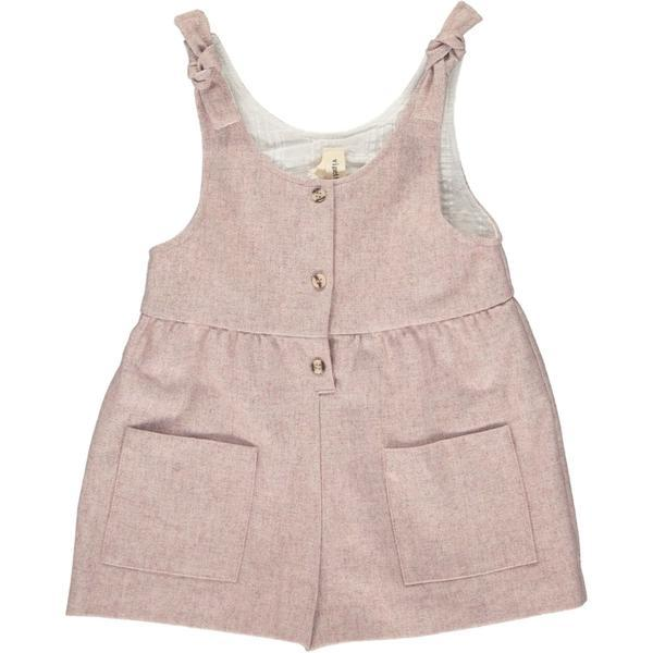 VIgnette Ashley Romper | Rose