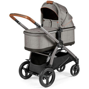 Agio by Peg Perego Z4 Stroller Travel System + Bassinet
