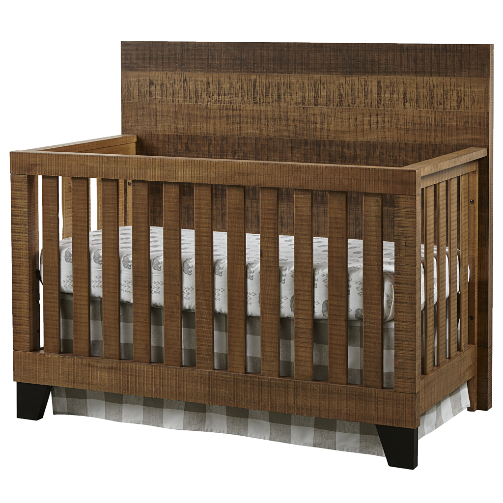 Westwood Design Urban Rustic Convertible Crib