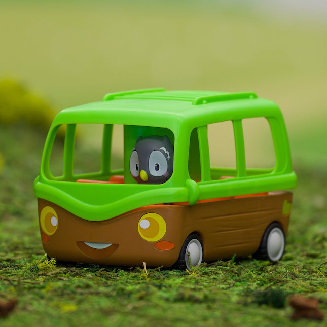 Fat Brain Timber Tots Adventure Bus