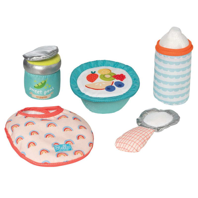 Manhattan Toy Company Stella Collection Feeding Set