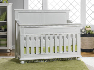 Dolce Babi Naples Full-Panel Convertible Crib