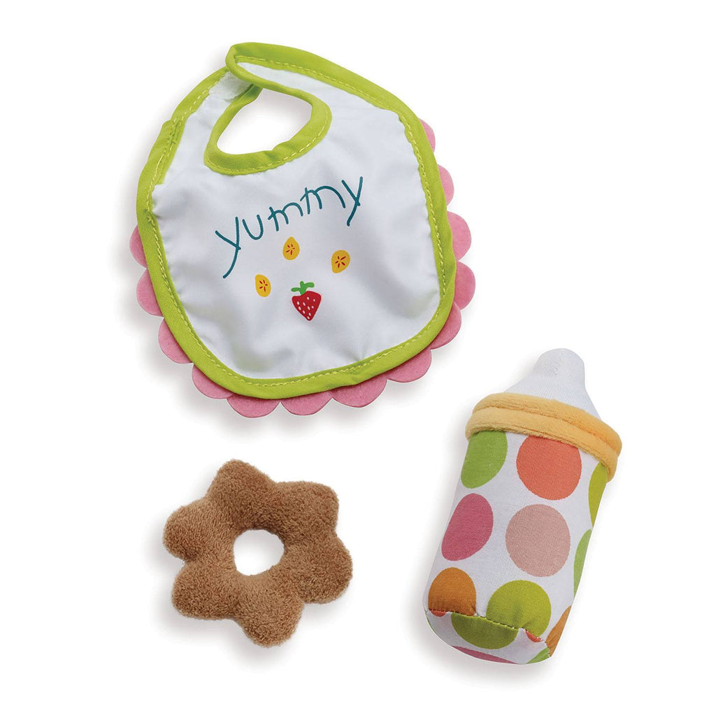 Manhattan Toy Company Wee Baby Stella Feeding Set