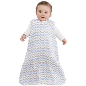 HALO SleepSack Wearable Blanket Chevron Taupe
