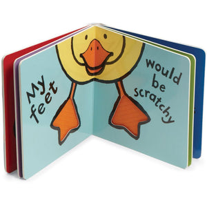 Jellycat If I Were a Duck Book