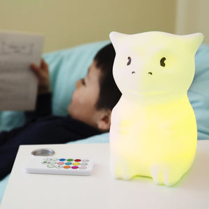 LumiPets LED Nightlight with Remote - Dragon