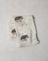 Little Unicorn Deluxe Swaddle - Hedgehog