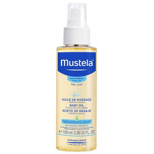 Mustela Baby Oil - 100ml