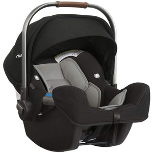 Nuna Pipa Fire Retardant-Free Infant Car Seat + Base
