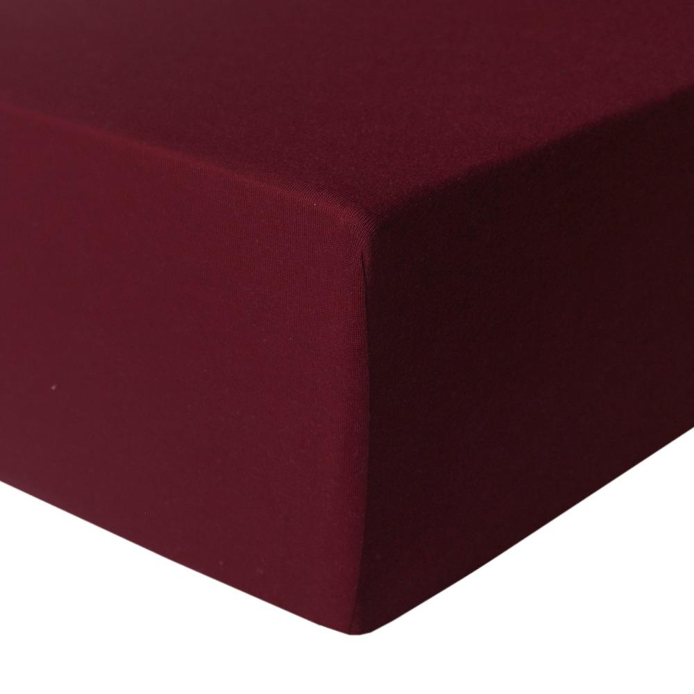 Copper Pearl Premium Crib Sheet - Ruby