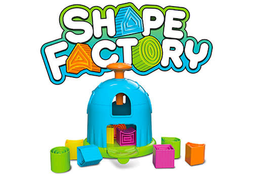 Fat Brain Toys Shape Factory