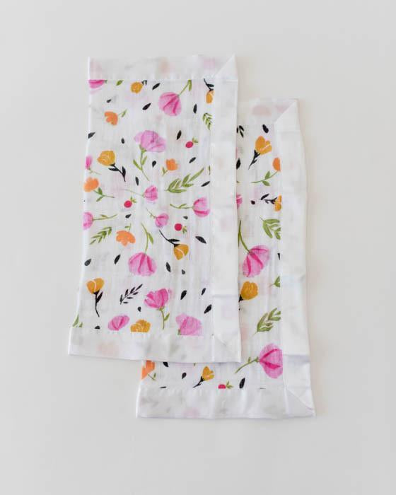 Little Unicorn Cotton Muslin Security Blankets - Berry & Bloom